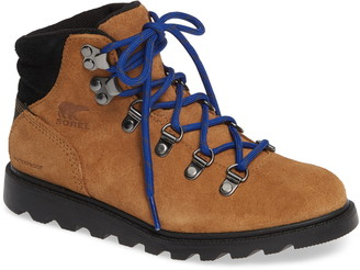 Sorel Madison Lace-Up Waterproof Hiking Boot