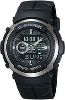 G-Shock G SHOCK Street Rider Mens Analog/Digital Sport Watch G300-3AV
