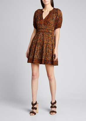 Ulla Johnson Mariana Mini Dress