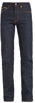 Eytys Cypress Mid-rise Jeans - Indigo