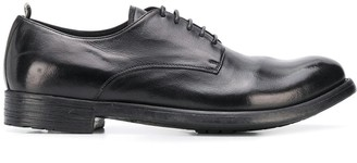 Officine Creative Ignis low-heel derby shoes