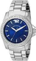 Tommy Bahama Swiss Women's TB4058 Riviera Analog Display Japanese Quartz Silver Watch