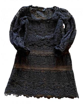 Isabel Marant Black Lace Dresses