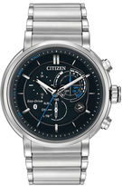 Citizen Eco-Drive Mens Stainless Steel Proximity Watch Bz1000-54E