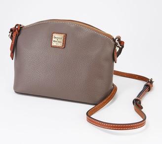 Dooney & Bourke Pebble Leather Suki Crossbody