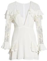 For Love & Lemons Women's Rosebud Minidress