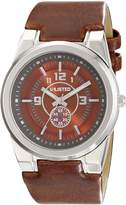 Unlisted Watches Men's UL1131 City Streets Round Dial Strap Watch