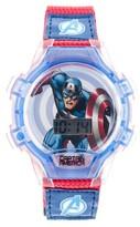 The Avengers Boys' Avengers Wristwatch - Blue