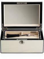 Reed & Barton Natural Instinct Modern Lines Cream Jewelry Box