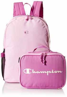 Champion Girls' Big Munch Backpack & Lunch Kit Combo