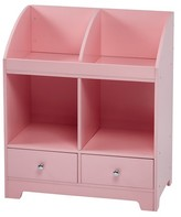 Teamson Windsor Cubby Storage - Pink - Teamson Kids
