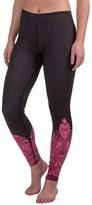 SnowAngel Snow Angel Veluxe Power Paisley Leggings (For Women)