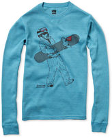 Quiksilver Shirt, Little Boys Get Grizzly Thermal