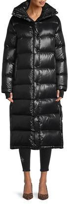 S13 Harper Long Puffer Coat
