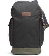 Tommy Hilfiger Nylon Barrel Backpack