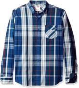 Levi's Men's Marin Poplin Long Sleeve Woven Shirt