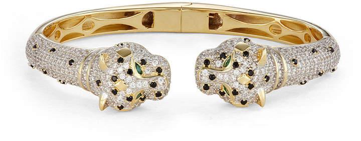 fc176f495 Gold Panther Bracelet - ShopStyle