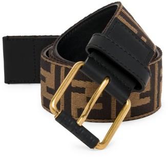 Fendi FF Jacquard Belt