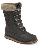 Helly Hansen Women's Arosa Waterproof Boot With Faux Fur Trim