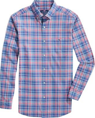 Vineyard Vines Tucker Lyle Slim Fit Plaid Button-Down Shirt