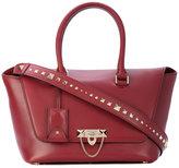 Valentino Garavani Valentino Demilune tote - women - Leather/Suede - One Size