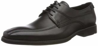 Lloyd men's shoe GRADY classic business leather shoe with rubber sole