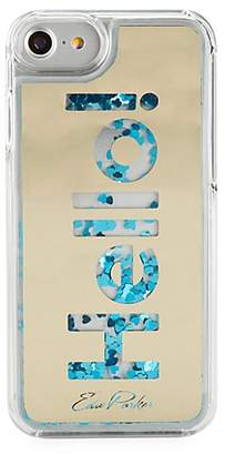 Edie Parker Women's Hello Floating iPhone 6/6S/7 Case