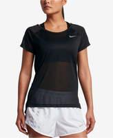 Nike Breathe Mesh Running Top