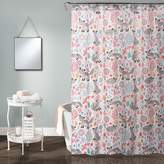 Lush Decor Pixie Fox Kid's Shower Curtain