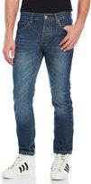 Bellfield Gonzo Mastodon Stonewash Tapered Jeans