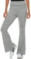 Juicy Couture Women's Heather Bootcut Pants