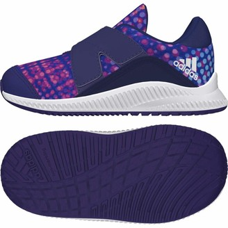 adidas Baby Girls Fortarun X Cloudfoam Low-Top Sneakers