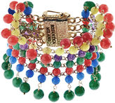 Rosantica Multi Beaded Orchidea Cuff