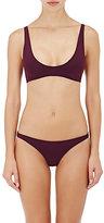 Rochelle Sara Women's Laeti Bikini Top-PURPLE
