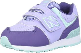 New Balance Baby Girls' 574v2 Trainers