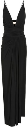 Alexandre Vauthier Stretch-jersey gown
