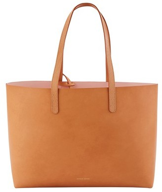 Mansur Gavriel Small tote bag in vegetable tanned leather