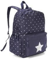 Sequin star senior backpack