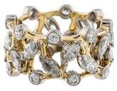Tiffany & Co. Schlumberger Vigne Ring