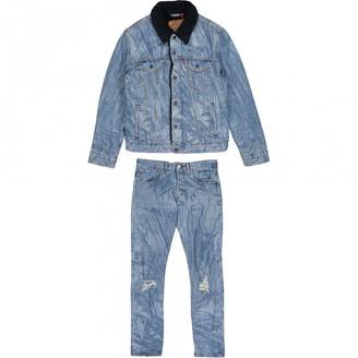 Levi's Cotton Suits