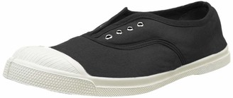 Bensimon Tennis Elly Womens Low-Top Sneakers Black (Carbone) 3.5 UK (36 EU)