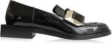 Pierre Hardy Hardy Dandy Black Patent Leather Loafer