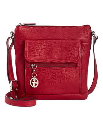 Giani Bernini Pebble Leather Crossbody