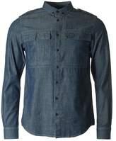 Nicholas Deakins Elemental Chambray Shirt