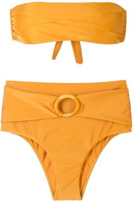 ESC Sun hire rise bikini set