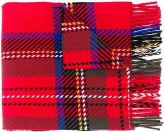 MACKINTOSH Royal Stewart tartan scarf