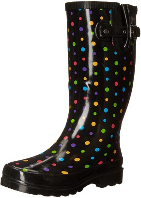 Western Chief Women's Waterproof Printed Tall Rain Boot