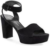 Stuart Weitzman Women's 'Real Deal' Platform Sandal