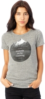 Alternative Ideal Graphic T-Shirt - Weekends Are For Wandering