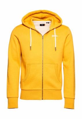 Superdry Men's Ol Classic Zip Hood Sweatshirt